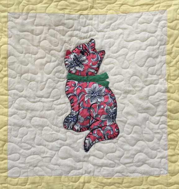 13_Kitty quilt detail